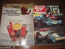 AUTOSPRINT 1971/29=STEWART=PETERSON=FITTIPALDI=AMON=ESSO=