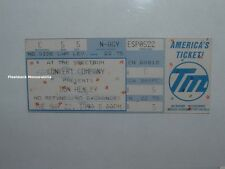 Don Henley 1990 Concert Ticket Stub Philadelphia Spectrum Very Rare The Eagles