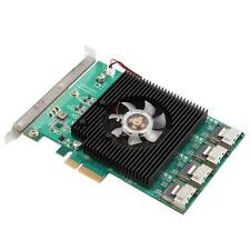 New 16-Port PCI-Express SATA 3.0 SATA3  6.0 Gbps PCI-e Controller Expansion Card