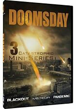 NEW Doomsday - 3 Catastrophic Mini-Series (DVD)