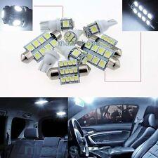 White LED Interior Light Kit 8pcs Package FIT  12-2015 Hyundai Elantra GT i30 W1