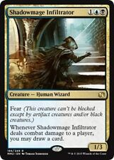 SHADOWMAGE INFILTRATOR x 1 NM Modern Masters 2 2015 Magic mtg Gold