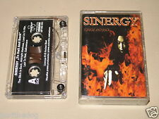 SINERGY - To Hell And Back - MC Cassette official polish tape 2002