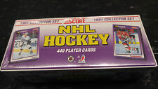 1991-92 Score Complete Factory Sealed Set