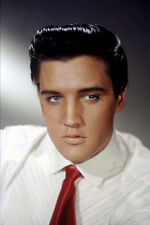 HEAD SHOT ELVIS PRESLEY poster suit & tie TOP QUALITY DRESSY rare 24X36
