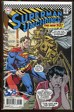 SUPERMAN UNCHAINED #2 SILVER AGE VARIANT PAQUETTE 1/50 NEW NEAR MINT 2013