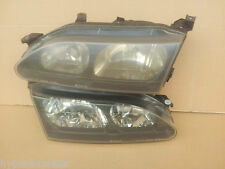 Toyota Levin AE111 BZR OEM Black Headlights Head Lights