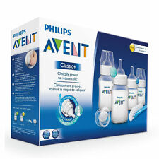 Avent SCD371/00 Classic+ Newborn Starter Set – 0m+ - Shipped from United Kingdom