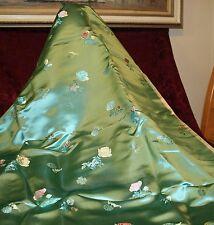 Vintage Brocade Dress pack 5 yds. x 28 in. 50% silk Harilela's of Hong Kong