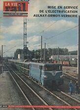 la vie du rail N°918 du 27 octobre 1963 aulnay ormoy verberie