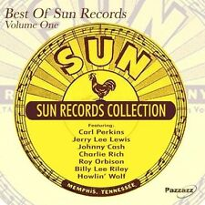 THE BEST OF SUN RECORDS-VOL.1   CD NEU JOHNNY CASH/CARL PERKINS/CAHRLIE RICH/+