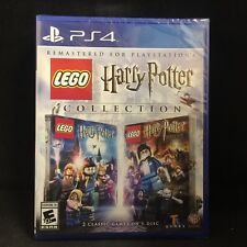 LEGO Harry Potter Collection (Sony PlayStation 4, 2016) BRAND NEW / Region Free