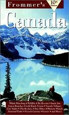Frommer's Canada by Wayne Curtis Etc. (1998, Paperback, 10th Edition) BRAND NEW