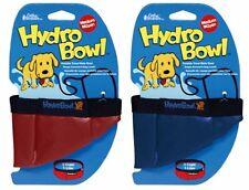 Canine Hardware Chuckit! Portable Water HYDRO BOWL 5 Cup Dog Travel Dish