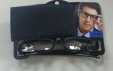 Brille mit Sehstärke + 1,50 und Eti