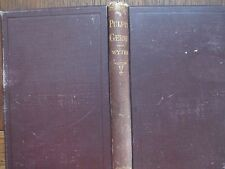 1st. Edition 1886 PULPIT GERMS by Rev. W.W. Wythe- parts of the Bible explained