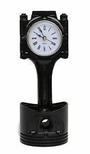 Goliath - desk clock from recycled Jaguar XJ-S 1985 piston car cylinder part