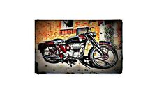 1957 ariel colt Bike Motorcycle A4 Photo Poster