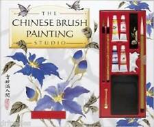 New The Chinese Brush Painting Studio Book Kit Pauline Cherrett 1997