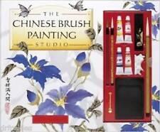 New The Chinese Brush Painting Studio Book Kit Pauline Cherrett 1997