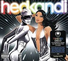 Various Artists - Hed Kandi: Twisted Disco - Various Artists 2 CD Box 2008