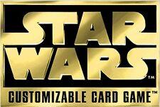 Star Wars CCG Special Edition BB  Boelo  SWCCG Rare Card