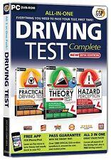 Examen de conducir Completa 2014 (Pc Dvd) Nuevo Sellado