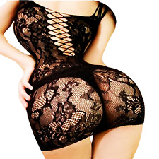 Hot Women's Lingerie Dress Nightwear G-string Underwear Lace Babydoll Sleepwear
