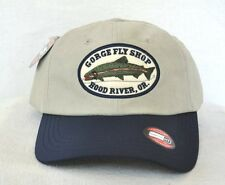 *COLUMBIA RIVER GORGE FLY SHOP* FISHING HAT CAP *IMPERIAL* Microfiber COOLMAX