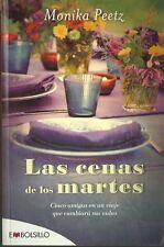 Monika Peetz-Las Cenas de los Martes.Embolsillo.2013.
