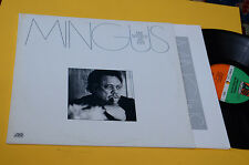 CHARLES MINGUS LP ME MYSELF..TOP JAZZ ORIG GERMANY 1979 MINT UNPLAYED MAI SUONAT