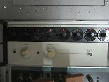 FLUKE 6160B FREQUENCY SYNTHESIZER 1-160 MHz  W/ INTERNAL OSCILLATOR RF MICROWAVE