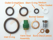 Scuba Valve Service Kit Rebuild Kit Spare Parts for Din/K Type KIT-DK1