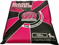 Mainline Baits Dedicated Base Mix 1kg Bag - All Types