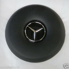 steering wheel horn emblem horn pad Black FIT Mercedes 108 109 111 113 114 115