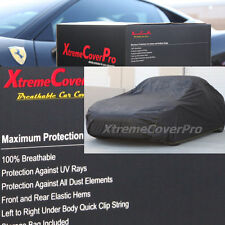 2015 Mercedes-Benz SLK250 SLK350 SLK55 ROADSTER Breathable Car Cover - Black
