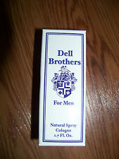 New Dell Brothers for Men Natural Spray Cologne 1.7 fl oz - Columbus Indiana
