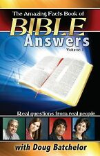The Book of Bible Answers, Batchelor, Doug, New Books