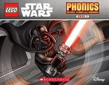 Lego Star Wars: Phonics by Quinlan B. Lee (2016, Book, Other)