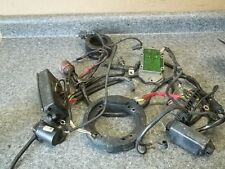 USED FRESHWATER  Johnson evinrude internal wire harness V-4 CROSS FLOW