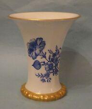 Philipp ROSENTHAL JUGENDSTIL ART NOUVEAU BLUE BELLS Flowers Porcelain MARIA VASE