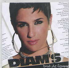 DIAM'S - rare CD Single - France - Promo