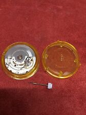 GENUINE SWISS MADE ETA 2824-2 NICKEL PLATED AUTOMATIC MOVEMENT Sw200 Alternative