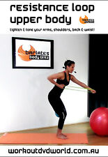 Toning EXERCISE DVD - Barlates Body Blitz - RESISTANCE LOOP UPPER BODY Workout!