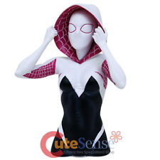 Marvel Spider Gwen Bust Figure Coin Bank 3D Action Figure