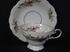 Rosenthal Haviland Bavaria  MOSS ROSE 2pc CUP & SAUCER SET