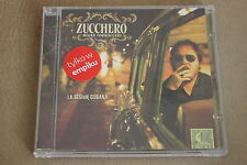 Zucchero - Sugar Fornaciari - La Sesion Cubana CD POLISH STICKERS