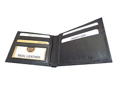 Original  Black Sheep Leather  Wallet/Purse for Men - Black