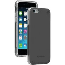 Puregear 10666VRP iPhone 6/6s DualTek PRO Case (Black/Clear)