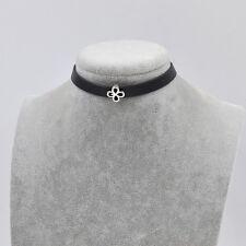 EXO Klee Leder Choker Halskette Kpop Souvenir Mode Kropfband Halsband Schmuck 1x